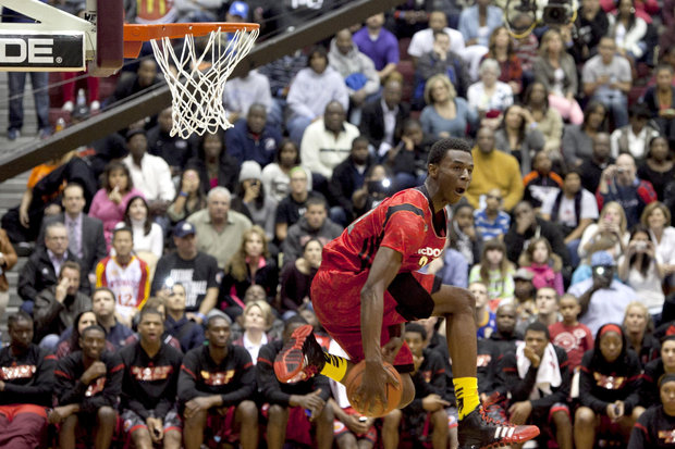 Andrew Wiggins will be in the NBA Dunk Contest