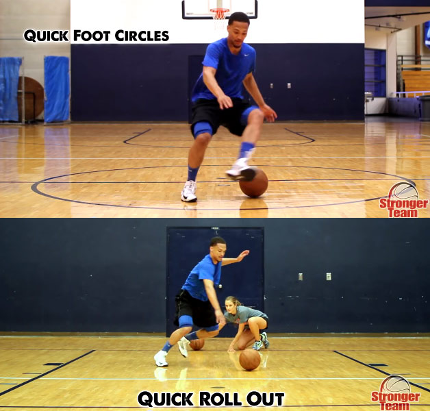 3 Drills to help improve your speed, quickness and acceleration on the court