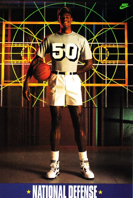 1993: David Robinson drops 52pts, 14rebs, 7blks on a rookie Alonzo Mourning