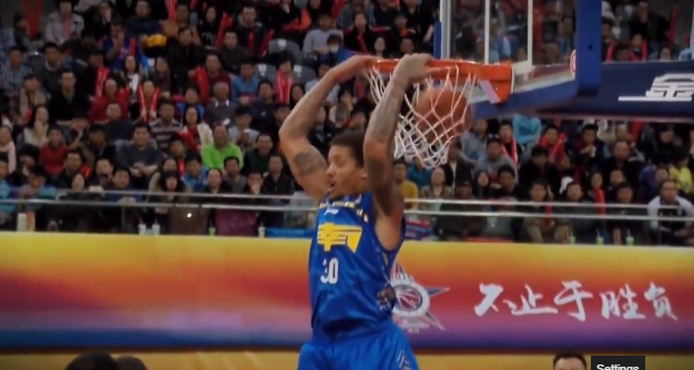 Michael Beasley scores 59, wins MVP at CBA All-Star game