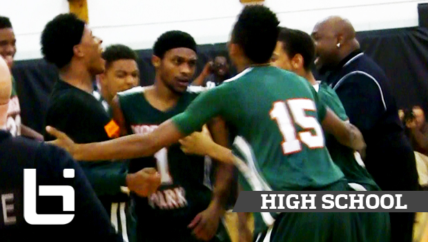 Marcus LoVett and Charlie Moore's Dramatic Last-second Heroics Sink Rivals on Chicago's South Side!