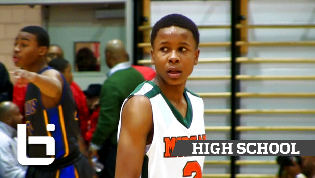 Forget the Rankings…5'9 PG Charlie Moore Has BIG Game!