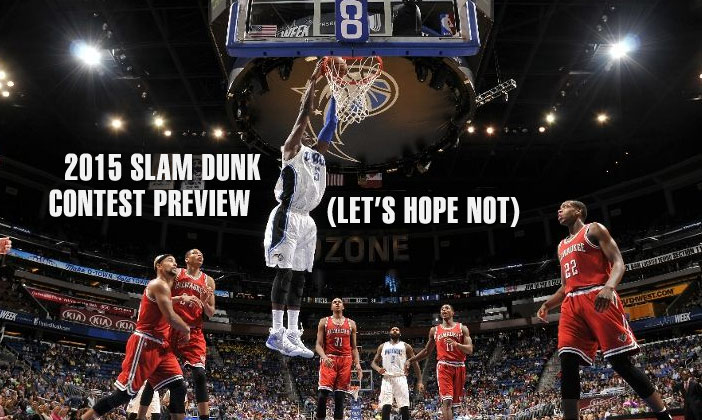 Here we go again, Victor Oladipo's standard dunk last night was not a preview of the Dunk Contest…atleast I hope it wasn't