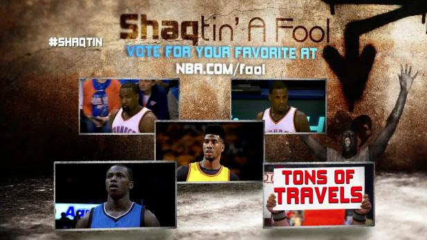 Shaqtin' a Fool (1.29.15) w/ LeBron, Lance Thomas & Lots of Travels