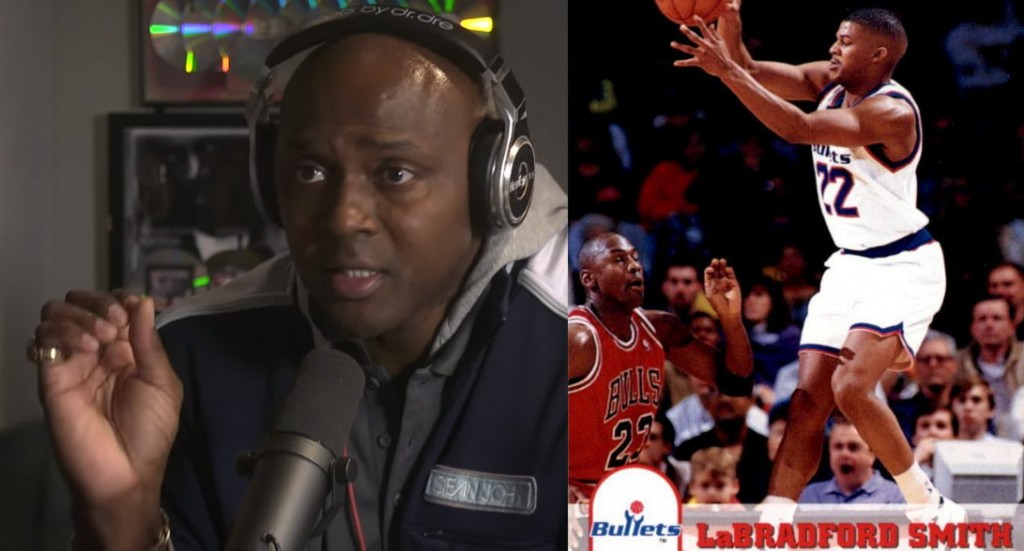 This Is What Happens When You Go Off On Michael Jordan – The LaBradford Smith Story