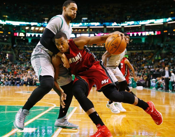 Miami Heat vs. Boston Celtics   Photos   February 01  2015   ESPN