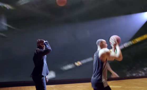 Steph Curry & Jamie Foxx in new Under Armour commercial