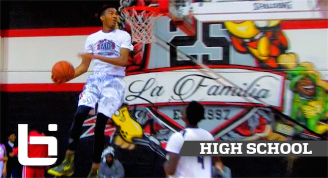 Terrance Ferguson vs Mark Vital INSANE DUNK OFF! Who Won?