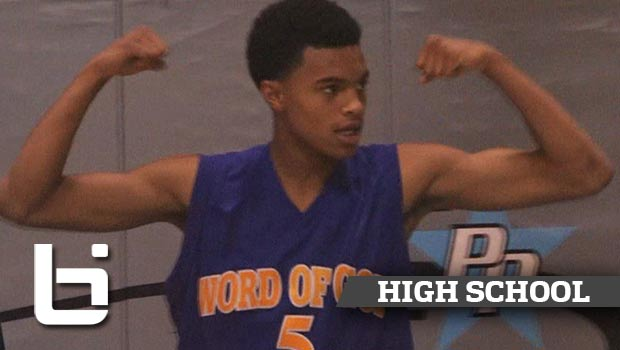 Jalen Harris Underrated PG with HANDLES! Hidden Gem in 2016