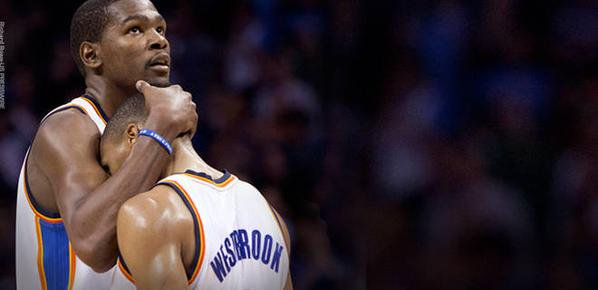 Statbusters: Kevin Durant Scores 51, Westbrook 40 & Ibaka Triple-Doubles vs Nuggets