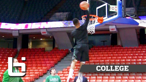 Keifer Sykes Flashes 40inch Vertical, Scores Career High 36 Points (Raw Footage)!