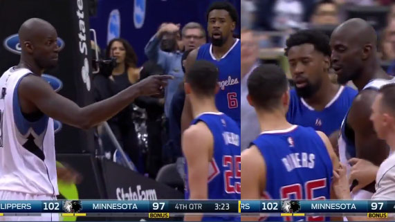 "Doc Rivers Said Son Austin ""Should Have Punched"" Kevin Garnett"