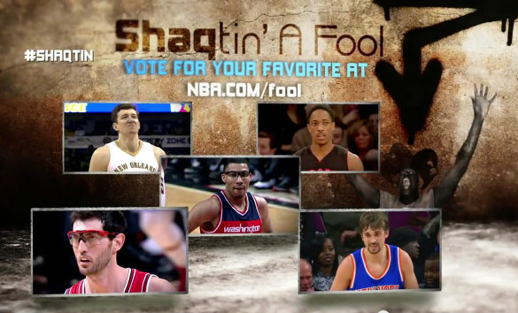 Shaqtin' a Fool (3.5.15) Travels, Hooks, Hinrich, 360s & Frozen