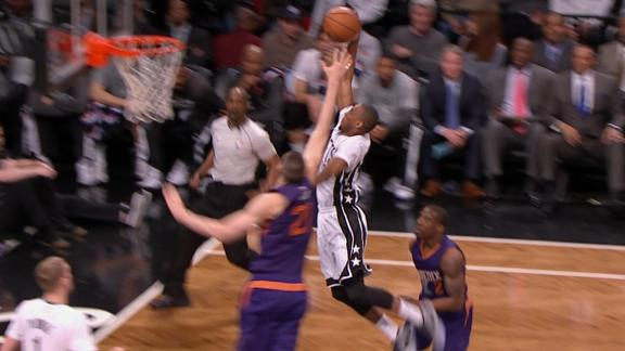 Dunk of the Night: Markel Brown Takes Flight Over Alex Len