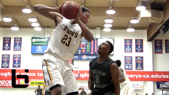 The Top Bay Area Teams FACE OFF!!! Ivan Rabb & Paris Austin VS. Oscar Frayer & Damari Milstead