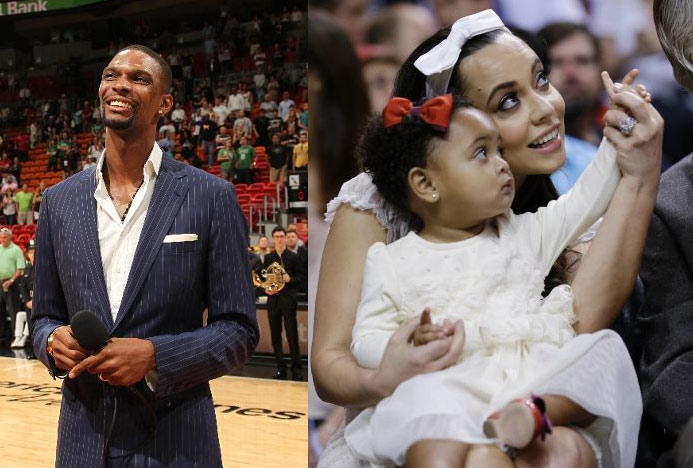 Chris Bosh Thanks Fans in Miami, Discusses Recovery With The Media