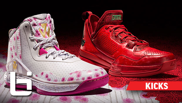 adidas Unveils Florist City Collection for Damian Lillard and John Wall