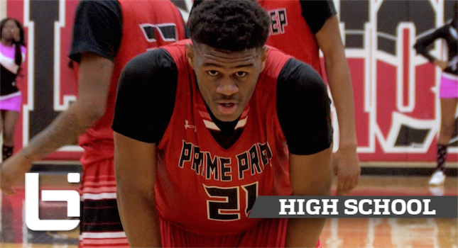 Billy Preston Can Score From ANYWHERE On The Court! Official Ballislife Sophomore Mix!