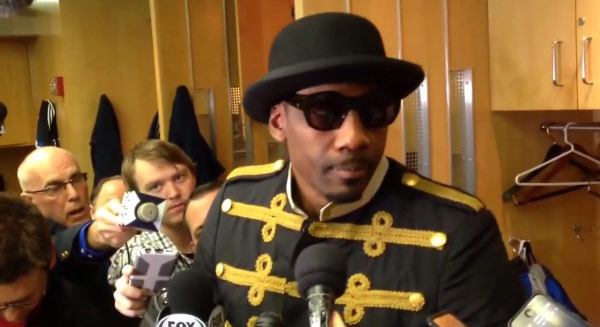 A Ridiculous Looking Amar'e Stoudemire Went Off On His Teammates After Losing To the Cavs