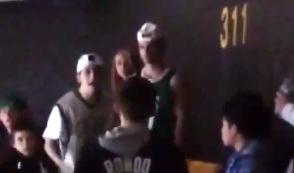 Rondo Fan Stabs Another During Crowd Fight at Celtics/Grizzlies Game