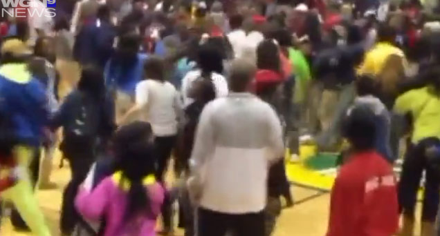 2 High School Basketball Teams Suspended 3 Games Each Because of Brawl