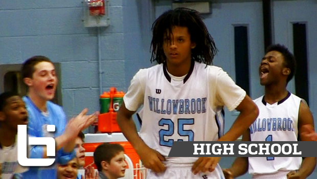 Alonzo Verge Jr. OFFICIAL Ballislife Mixtape: SICK guard makes it look EASY!