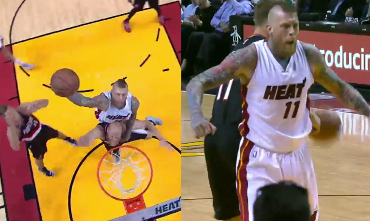The Birdman Dunks On The Caveman