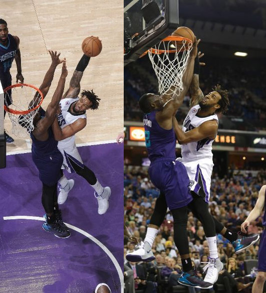 """Derrick Williams Joined The Long List of People Who Have """"Bismacked"""" Biyombo"""