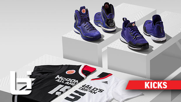 2015 McDonalds All-American Game Uniforms Released!
