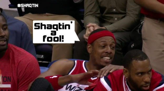 Shaqtin' a Fool Supersize Edition (3.24.15) with 10 videos