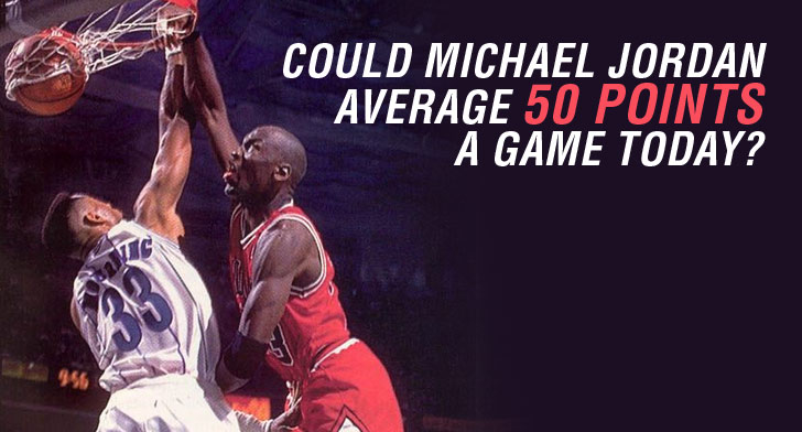 Alonzo Mourning Says Michael Jordan Could Average 50 Points Per Game Today