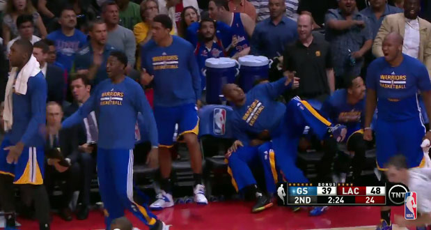bil-warriors-bench