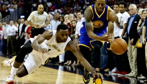 andre-iguodala-tyreke-evans-nba-golden-state-warriors-new-orleans-pelicans