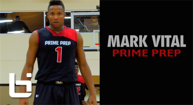The Illest GAME DUNKER In High School? Mark Vital Official Junior Mixtape!
