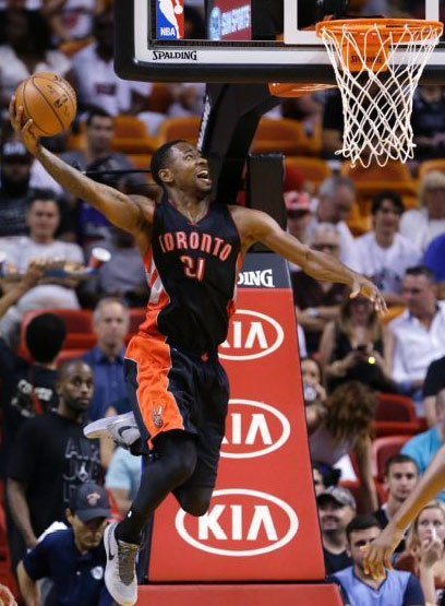 Terrence Ross' Baseline Dunk Vs the Heat | Top 10 Best Dunks