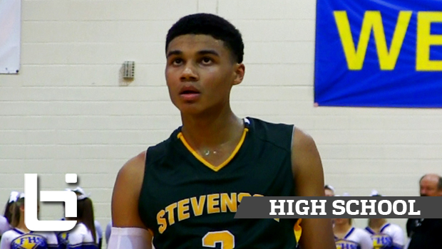 Athletic 10th Grader Justin Smith Takes Off! Sophomore Season Mixtape!