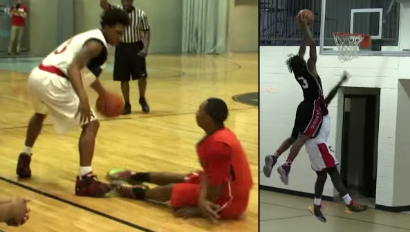 Corey Sanders Is The Most Entertaining Player In The Country, Dunks Over 7'6 Tacko Fall