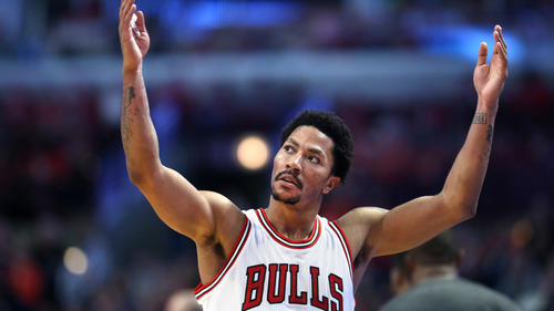 Derrick Rose Had 3 Goals Going Into Game 1 and He Accomplished All of Them