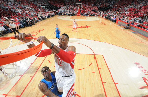 Dwight Howard & Josh Smith Took It Back To Their AAU Days & Had A Dunkfest in GM2