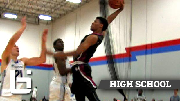 TOP Players Show Out at UA Association Louisville Stop! Josh Jackson, Trevon Duval & More!