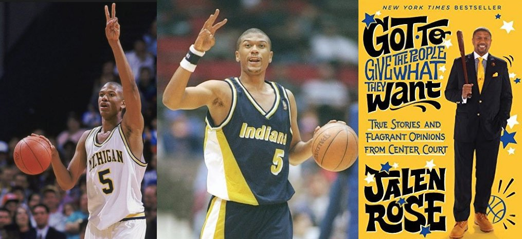 2001: Jalen Rose Becomes First Pacer With A 20/20 (ASTS) Game