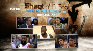 Shaqtin  A Fool   April 30  2015   2015 NBA Playoffs   YouTube