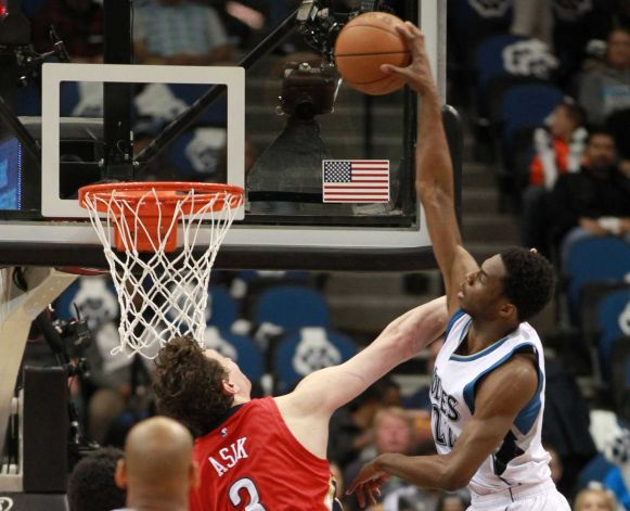 Every Dunk From Rookie of the Year Andrew Wiggins (15 mins!)