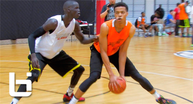 Can YOU GUARD #1 HS Player Skal Labissiere 1-ONE-1?