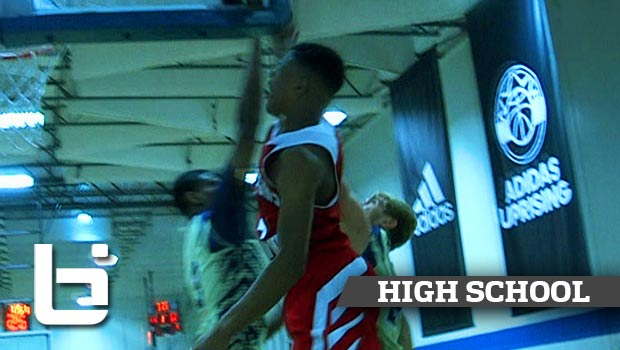 Dennis Smith & Bam Adebayo Lead STACKED Team Loaded to Adidas Championship