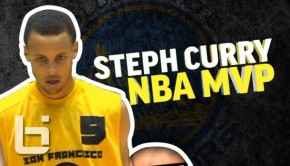 Ballislife   Steph Curry MVP