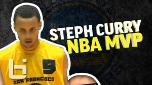 Ballislife | Steph Curry MVP