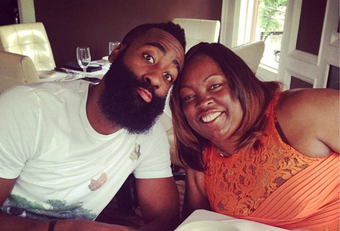 James Harden's Mom Said Matt Barnes Personally Apologized For Cursing At Her During GM2