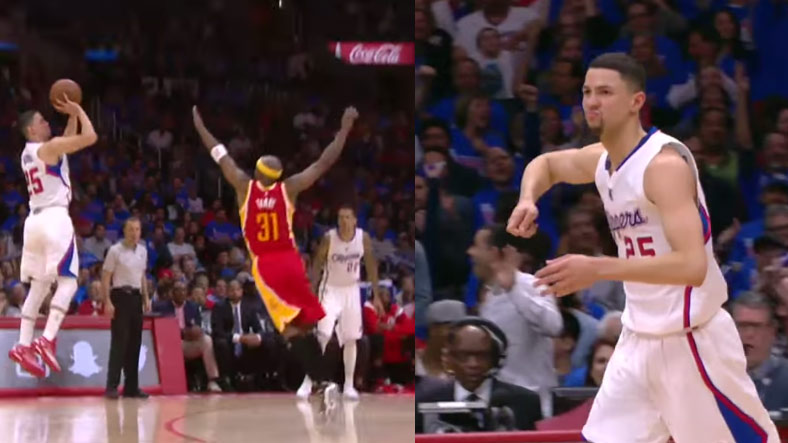 Austin Rivers Goes Off on the Rockets, Does Harden's Stirring the Pot Celebration in GM3