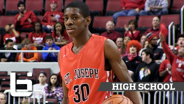 Sneaky Handles PG Headed to B1G! Glynn Watson Official Ballislife Mixtape